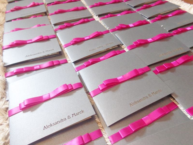 Zaproszenia Ręcznie Robione Kartki Ręcznie Robione Kartki Na ślub